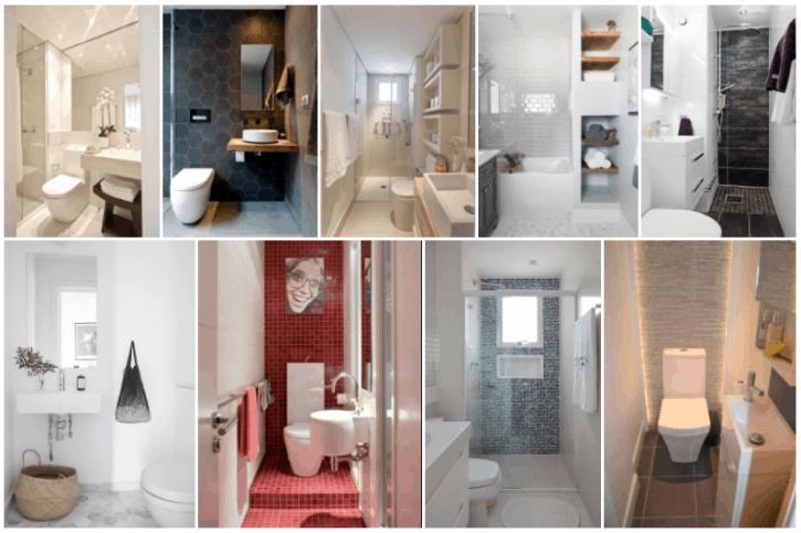Baños pequeños - Bath Center