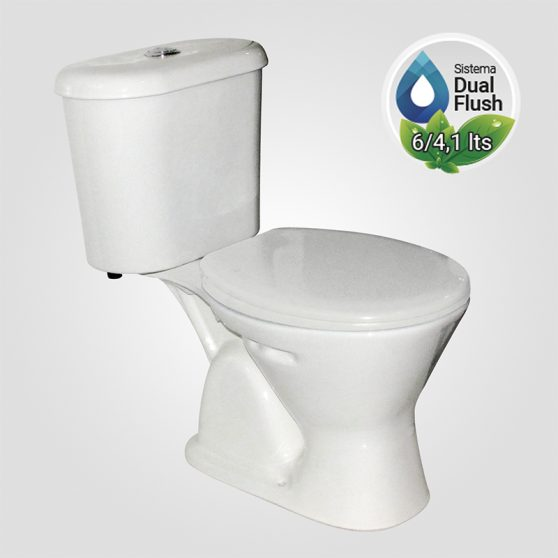 NEW kinder Dual Flush
